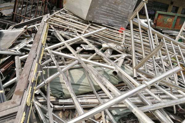 宜阳不锈钢回收案例