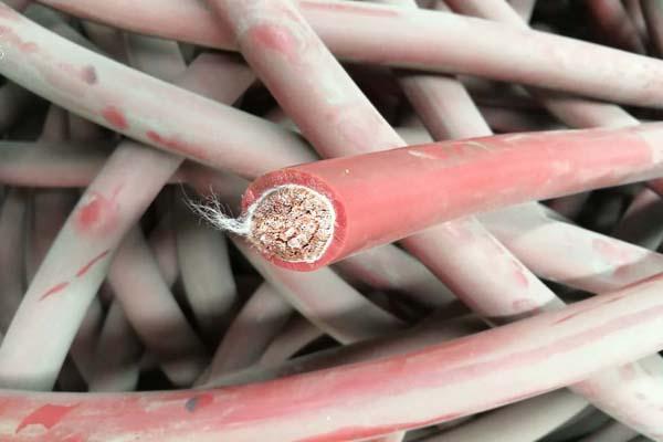 伊川废电缆回收案例