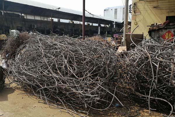 洛阳废铁回收案例
